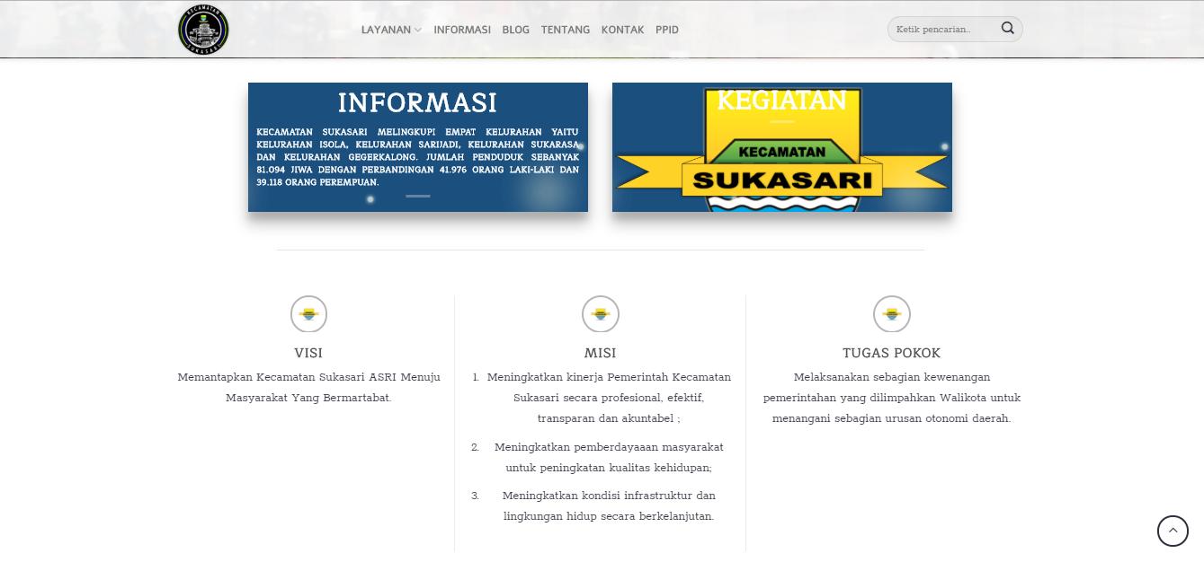 website-kecamatan-sukasari
